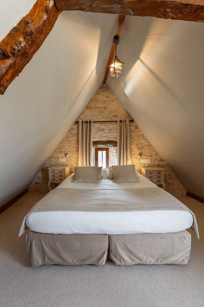 Lit Chambre cosy