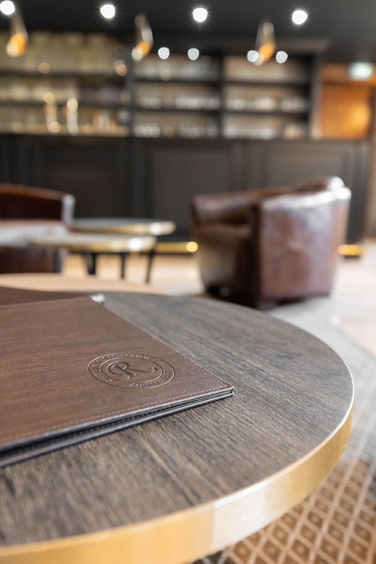 Table bar de la ranconnière