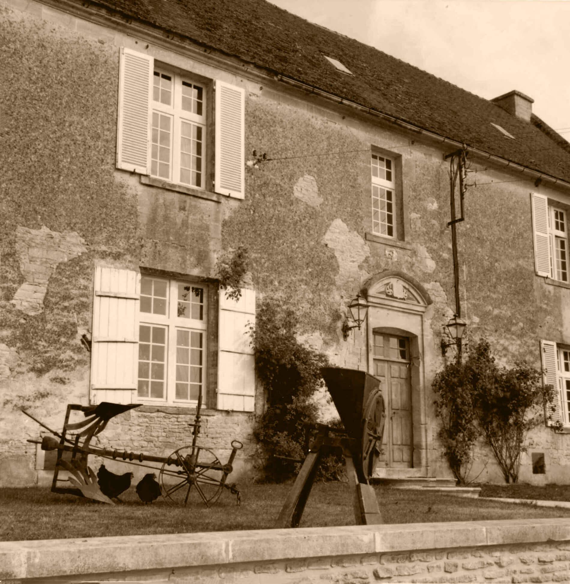Photo vintage de La rançonnière